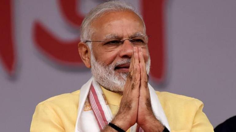 MODI, wybory w indiach